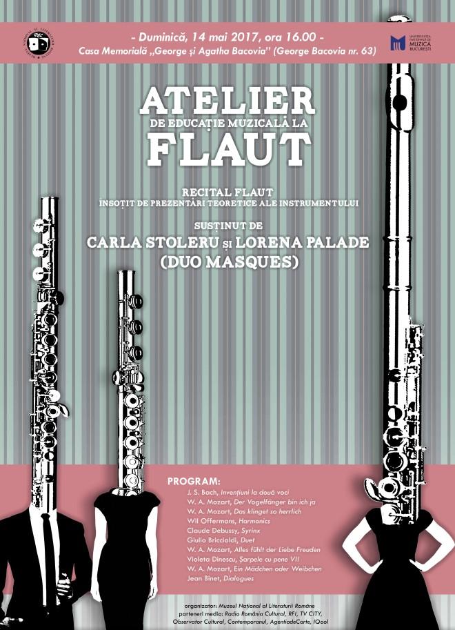 Atelier de educație muzicală_flaut_14 mai 2017_comunicat