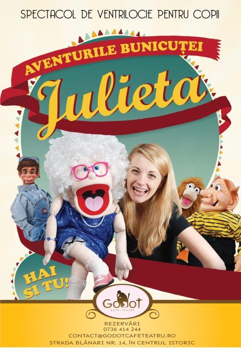 Aventurile bunicutei Julieta