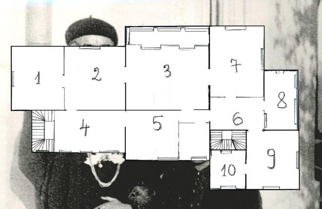 Plan casa pe poza 4Arghezi