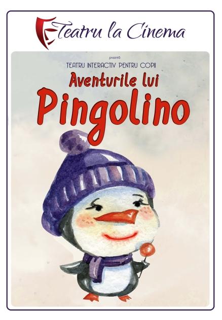 Afis_Aventurile_lui_Pingolino